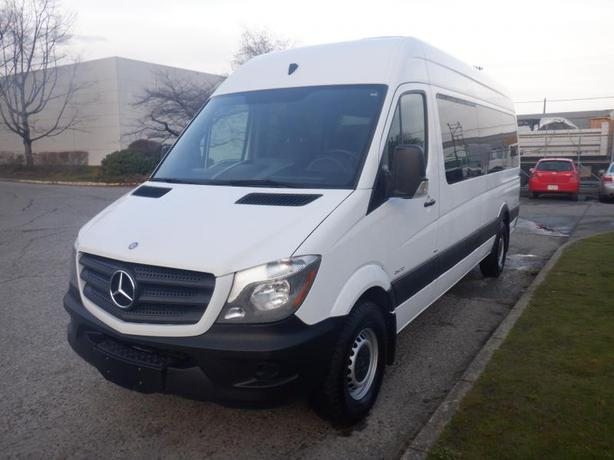 2015 Mercedes-Benz Sprinter 2500 12 Passenger Van Diesel  High Roof 170-in. WB