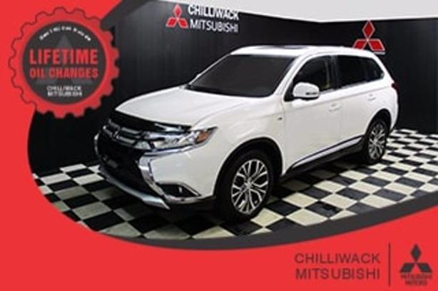 Pre-Owned 2018 Mitsubishi Outlander GT 4WD Sport Utility