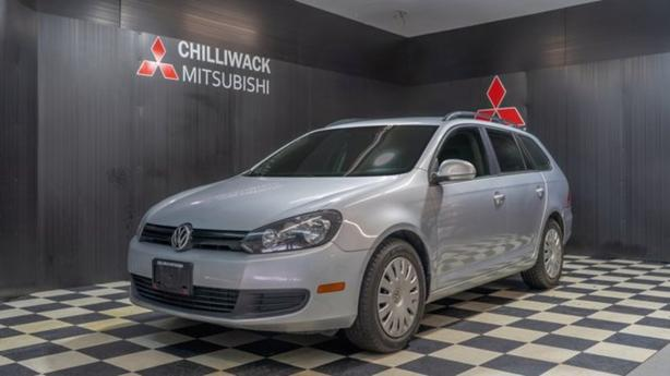 Pre-Owned 2014 Volkswagen Golf Wagon Comfortline FWD Station Wagon