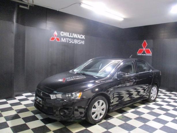 Pre-Owned 2016 Mitsubishi Lancer ES FWD 4dr Car