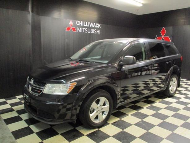 Pre-Owned 2013 Dodge Journey Canada Value Pkg FWD Station Wagon