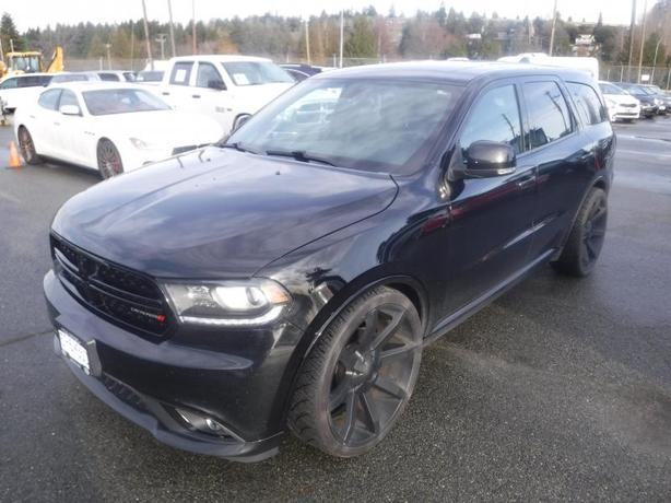 2017 Dodge Durango R/T AWD 3 Row Seating