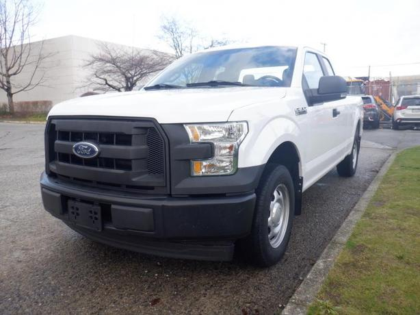 2017 Ford F-150 XL SuperCab 8-ft. 2WD