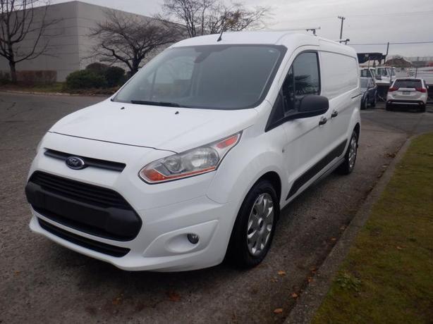 2018 Ford Transit Connect Cargo Van XLT Cargo Van