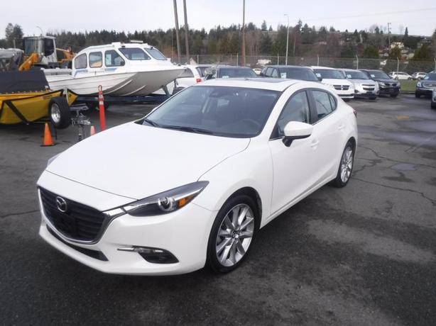 2017 Mazda Mazda3 S Grand Touring AT 4-Door