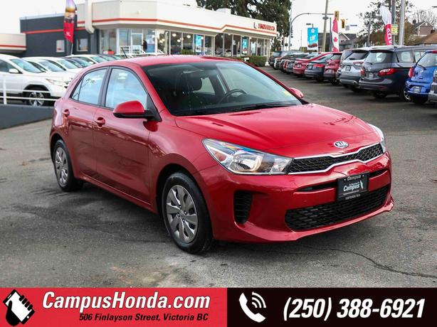 Used 2018 Kia Rio 5-door LX+ Hatchback | No Accidents | BC Vehicle Hatchback