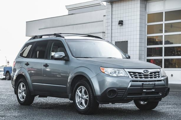 Used 2011 Subaru Forester X Convenience One Owner No Accidents SUV