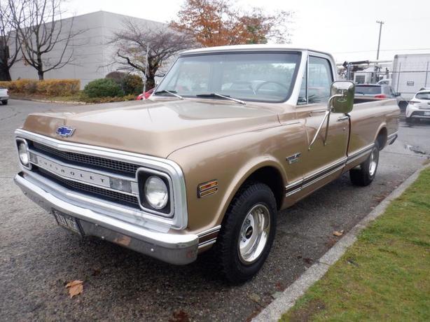 1969 Chevrolet CST/10 8350