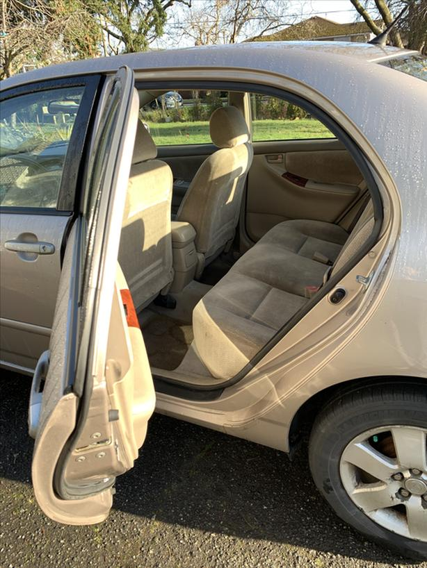 2003 Toyota Corolla LE 1.8 L For $2199 Only
