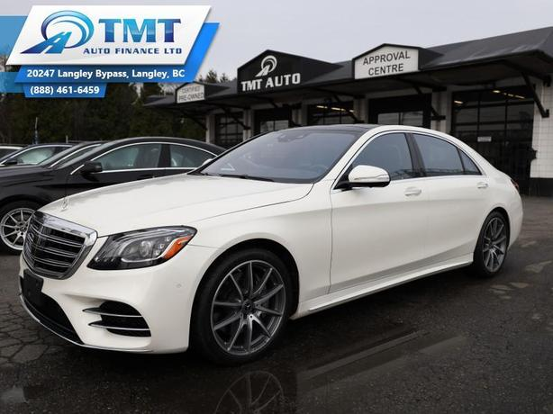 2019 Mercedes-Benz S-Class S 560 4MATIC LWB Sedan
