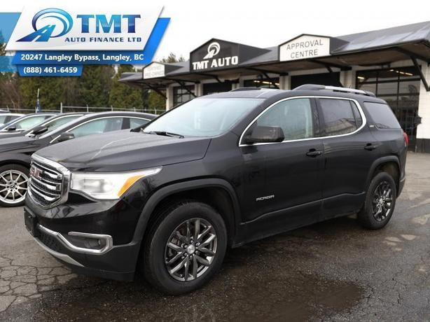 2019 GMC Acadia Remote start/AWD/Easy Finance 100% Approval
