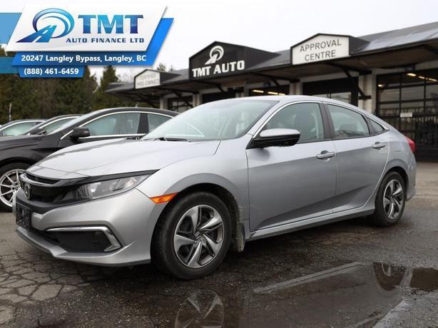 2019 Honda Civic Sedan LOCAL/NO ACCIDENTS/LOW KM/ EASY FINANCE
