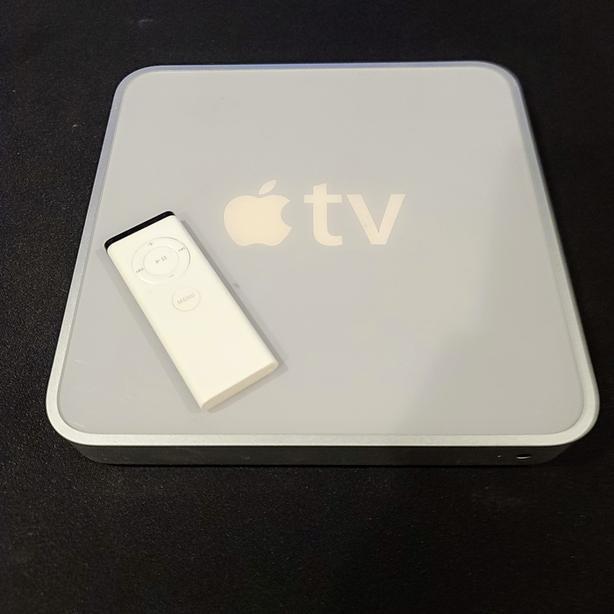 Apple TV (1st Gen) with PLEX Media Server