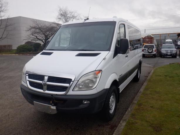2009 Dodge Sprinter Cargo Van Diesel Cargo Van With Workshop And Shelving 2500 1