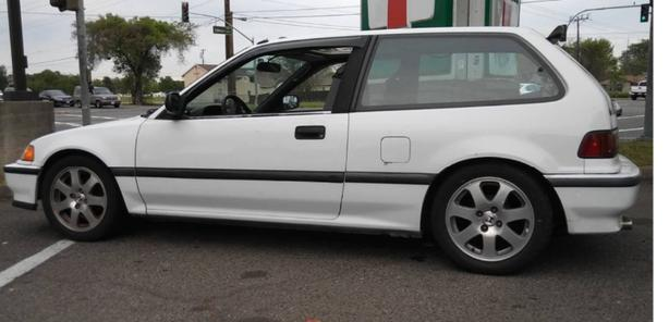WANTED: WANTED: 88-91 Civic hatchback