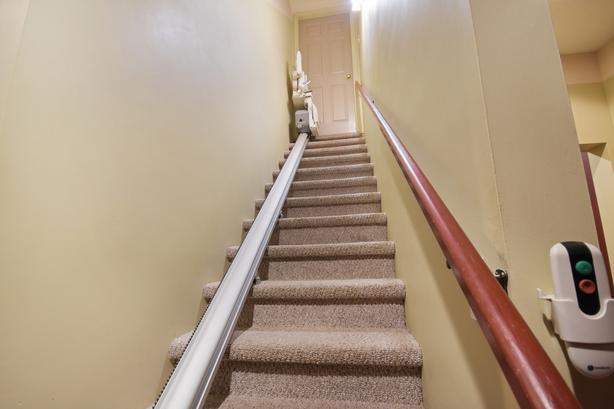 Handicare Stairlift - straight - FREE to good home