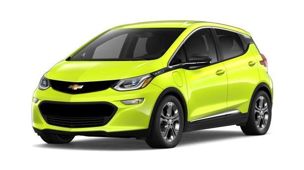 Used 2019 Chevrolet Bolt EV LT