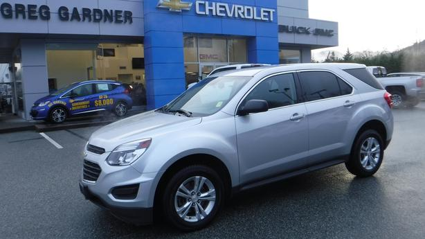 Used 2016 Chevrolet Equinox LS