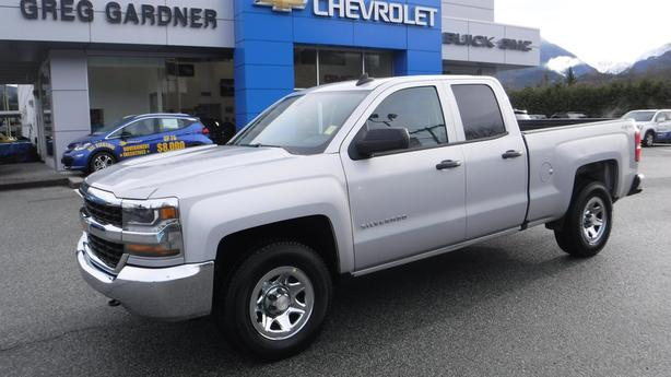 Used 2016 Chevrolet Silverado 1500 LS