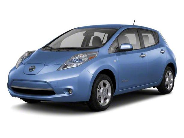 Used 2012 Nissan LEAF OTHER