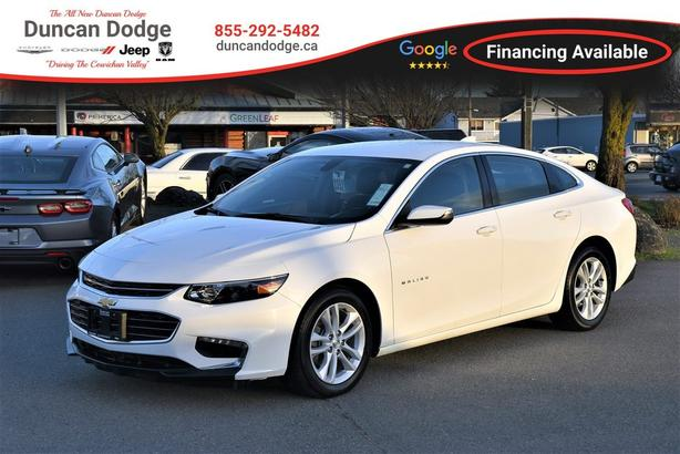 Used 2017 Chevrolet Malibu LT *APPLE CARPLAY* Sedan