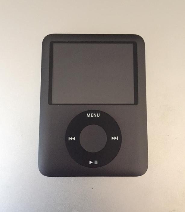 iPod Nano 8GB - 3rd Gen