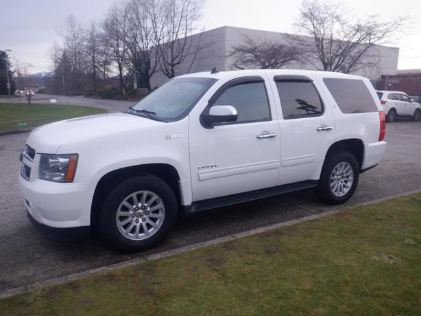 2010 Chevrolet Tahoe Hybrid 1HY 4WD With 3rd Row Seating