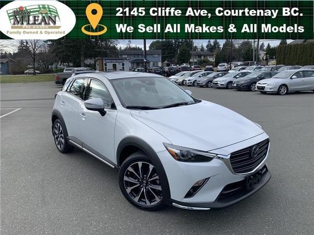 2019 Mazda CX-3 GT (A6) 4dr i-ACTIV All-wheel Drive Sport Utility