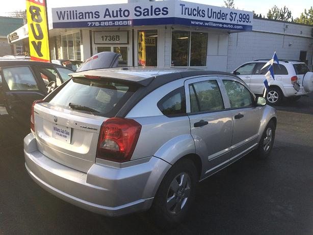 2009 Dodge Caliber 4 Dppr wagon