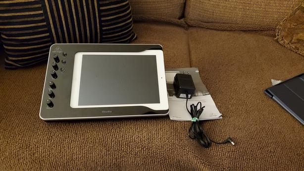 IPad 2 with behringer docking station Price reduced