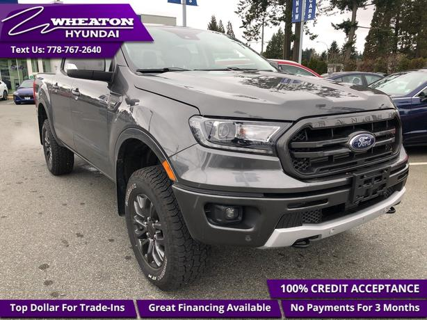 2019 Ford Ranger - $175.92 /Wk - Low Mileage