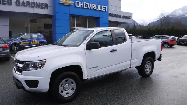 Used 2018 Chevrolet Colorado 2WD Work Truck