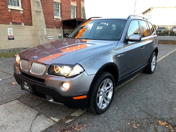 2008 BMW X3 3.0si 3.0si