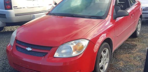 2008 Chevrolet Cobalt LS Black Creek Motors