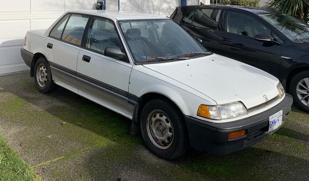 Low km Civic Sedan