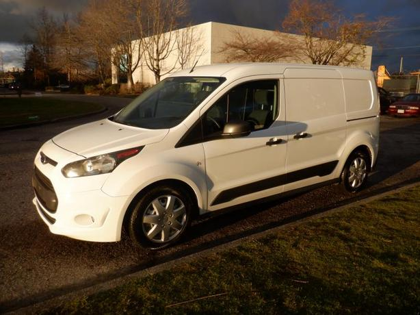 2014 Ford Transit Connect XLT LWB Cargo Van with Shelving
