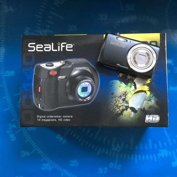 SeaLife Digital Underwater Camera *MINT*