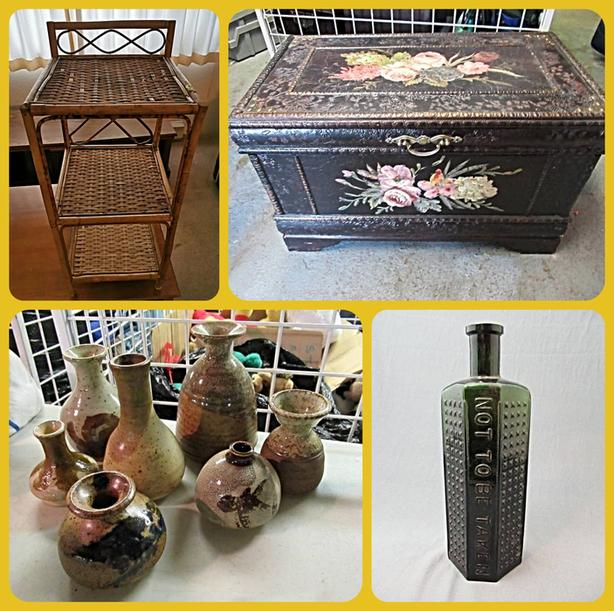 GREAT STEPTOE LOCAL AUCTION ENDING THURSDAY JANUARY 28th