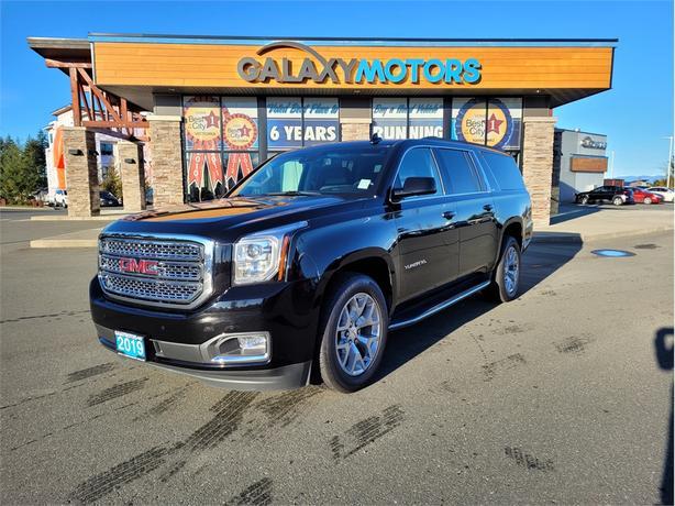 2019 GMC Yukon XL SLT - 4WD, Navigation, Blue Ray, Leather Interior