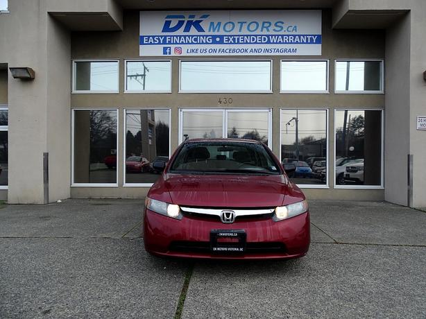 2007 Honda Civic Sedan DX-G