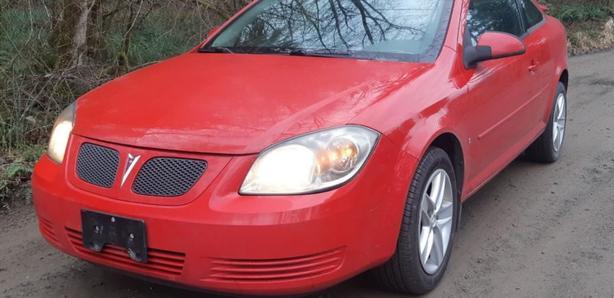 2008 Pontiac G5 Black Creek Motors