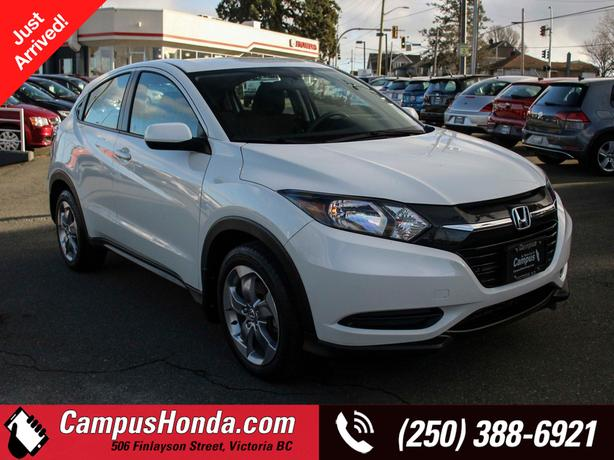 Used 2017 Honda HR-V LX 2WD | One Local Owner | No Accidents SUV