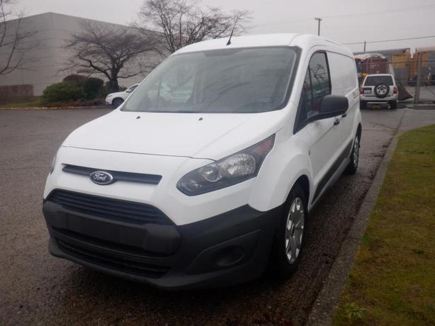 2015 Ford Transit Connect Rear Shelving Cargo Van