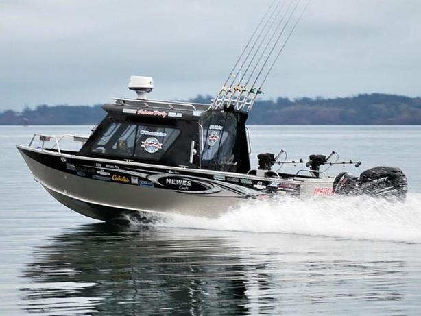 2021 Hewescraft Ocean Pro 240 OP ET HT
