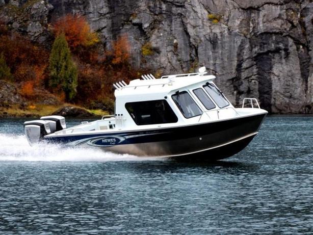 2021 Hewescraft Ocean Pro 220 OP ET HT