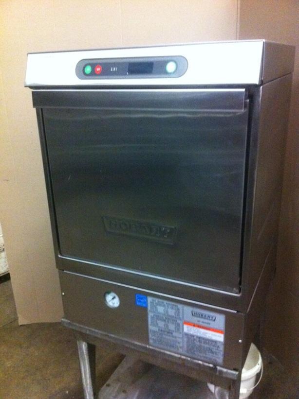 Hobart High Temperature Under Counter Dishwasher