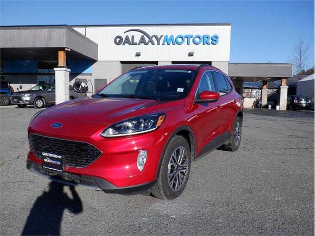 2020 Ford Escape SEL-NAV, AWD, LEATHER