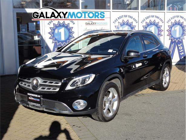 2020 Mercedes-Benz GLA 250 - Navigation, Heated Seats, Panoramic Sunroof