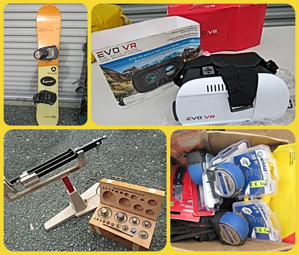 STEPTOE LOCAL ONLINE AUCTION ENDS SUNDAY JAN. 31st