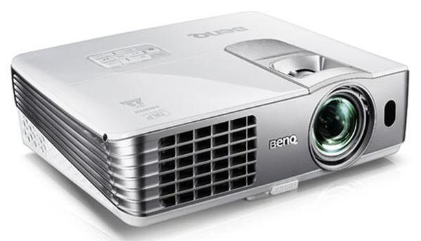 BenQ 3D MS612ST HDMI short throw projector (120 hours )